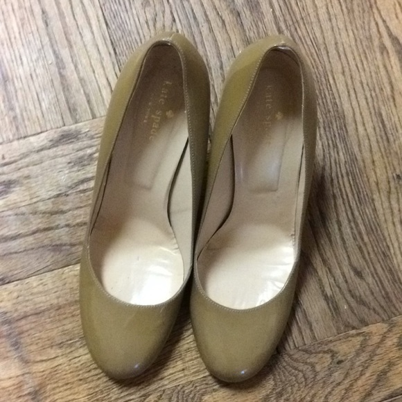 ae88748fdcff kate spade Shoes - Kate Spade Patent Leather Heels Size 9